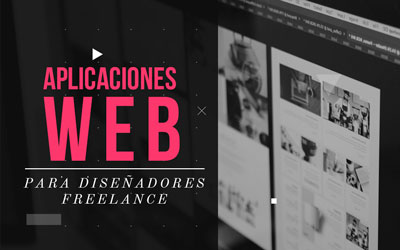 Herramientas web para diseñadores freelance