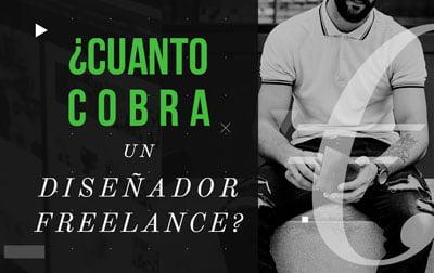 Cuanto cobra un diseñador freelance en España